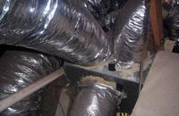 incorrect duct sytstem - ducts Efficient Climate Control